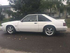 1988 Ford Mustang 5.0 5spd