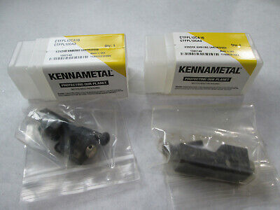 Lot Of 2 New Kennametal Ctfpl12ca16 Tool Holders