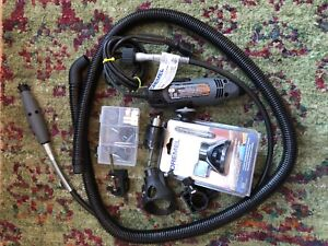 Dremel Rotary Tool with accessories