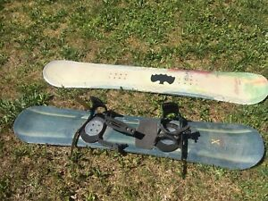 Morrow snowboards