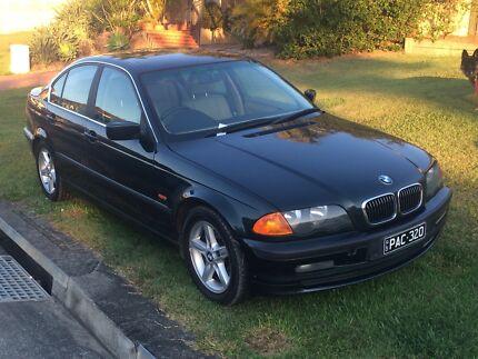 BMW 2001 320i 15000km - NEW ENGINE Arundel Gold Coast City Preview