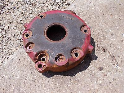 International 300 350 Utility Tractor Originl Ih Disk Disc Brake Cover 358046 R1