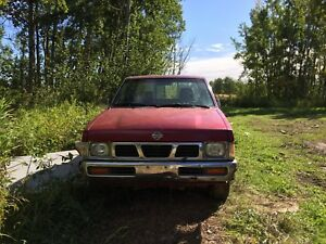 93 Nissan d21 parts or repair 2wd 4cyl