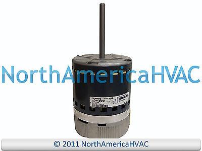 OEM GE Genteq Carrier Bryant 120 240v 1 HP ECM BLOWER MOTOR 5SEA39RLV5310