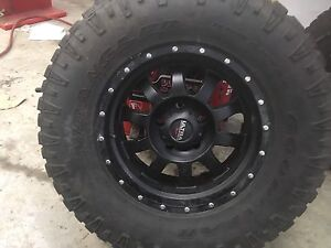 "2 ultra rims.  18"" (18x9).  Dodge Ram 1500"