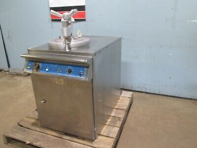 Flavor Crisp Commercial Hd 208240v 1 Electric Pressure Fryer Wfiltration