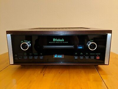 McIntosh MCD500 SACD CD Player for sale  Portland
