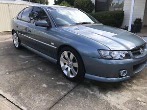 Holden commodore VZ Calais 2006 v6 auto 150,000 km book needs engine