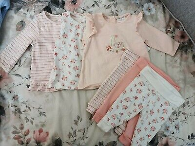 Baby girl clothes 0-3 months bundle (next)