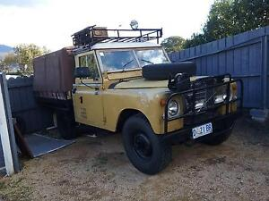 1979 Land Rover Other Ute Bridgewater Brighton Area Preview
