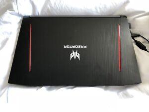 Like new Predator Gaming Laptop
