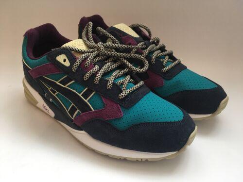 Deadstock - ASICS x BAIT Phantom Lagoons Gel Saga -  Vintage Running Sneakers
