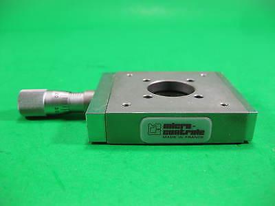 Micro-controle Linear Stage 2 L X 2 W X Ht W Micrometer