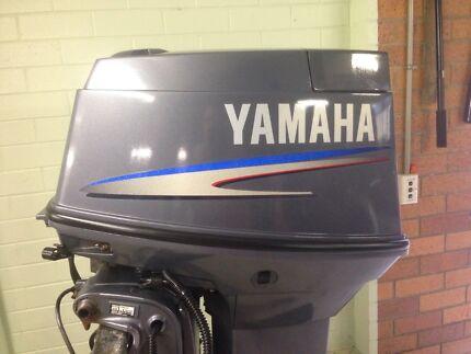 Yamaha 70HP Outboard.