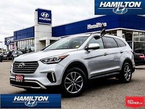 2017 Hyundai Santa Fe XL | BACK UP CAM | ALLOYS | PWR GRP | KEYL