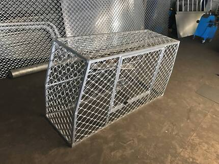 Animal Transport Cage For Vehicle Suit Pet Dog Cat Poltury