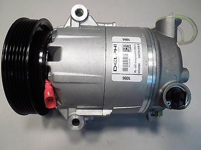 A/C Compressor Rebuild Service for Ferrari's & Maserati's- ONE YEAR WARRANTY