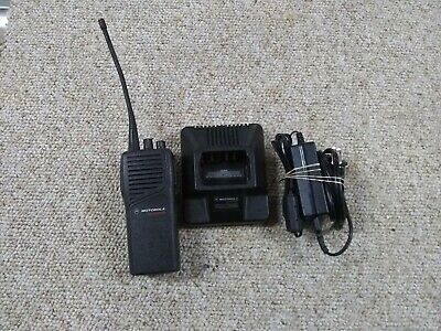 Motorola Radius Gp350 Uhf Two Way Radio P94mgc20c2aa Fc12-13