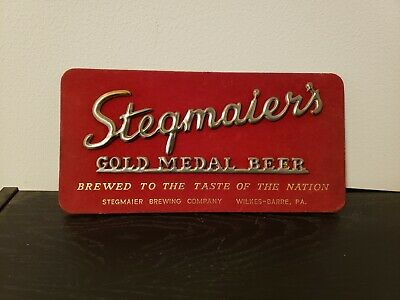 Stegmaier Beer Sign (Stegmaier Beer)