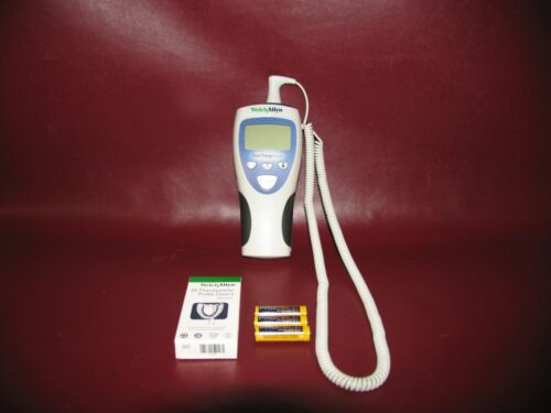 WELCH ALLYN DIGITAL 692 SURETEMP PLUS THERMOMTHER WITH BATTERIES & PROBE COVERS