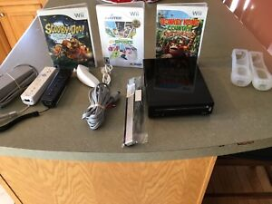 Nintendo Wii bundle (Donkey Kong Returns)