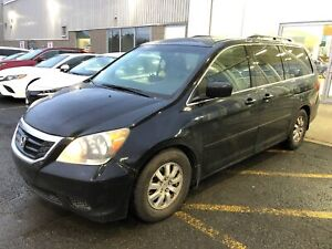 2008 Honda Odyssey EX-L *CUIR, TOIT OUVRANT*