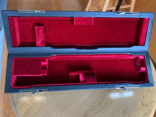 Piccolo Case for Picc with Two Headjoints - Incl. Case Cover w Lining & Pocket
