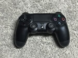 Black Sony PS4 Controller - $45