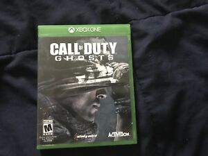 Call of Duty Ghosts (Xbox One) $10