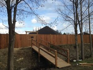Husky Fence & Decks