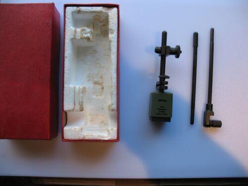 MITUTOYO 7021 MINI MAGNETIC BASE INDICATOR HOLDER