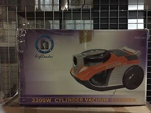 Bagless vacuum cleaner Russell Lea Canada Bay Area Preview