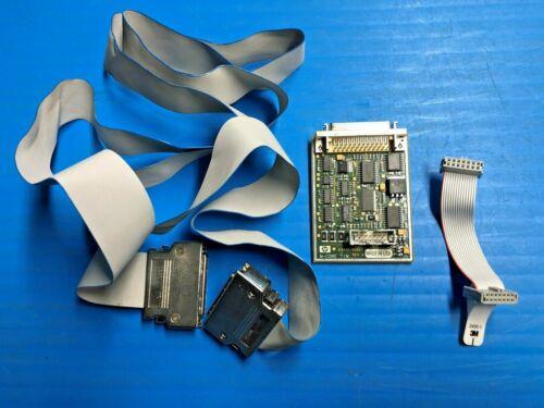 HP Agilent E3455A Motorola MPC555 Processor Probe ( E3455-66501 ) W/cables