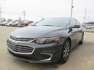 2017 Chevrolet Malibu 1LT|H/LEATHER|S/R|NAV|TRUE NORTH PKG