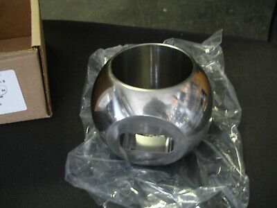 Hills Mccanna Valve Ball For 300 Bw Ends Stainless Steel F 232070201