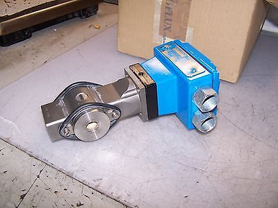 New Krohne 12 Magnetic Inductive Flow Meter Model Ifs5000f-div2