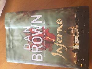 """Dan Brown """"Inferno"""" Hardback"""