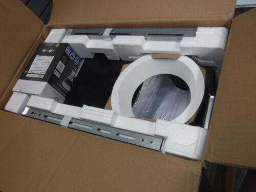 Panasonic FV-08VRE2 WhisperRecessed LED Designer Fan|Light 80 CFM New