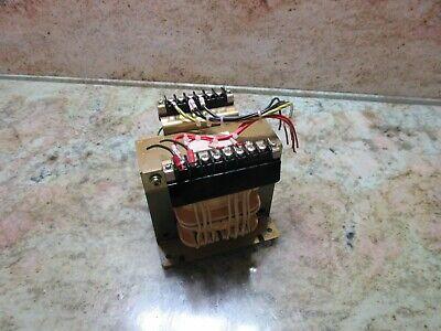 Fanuc Transformer Star Sr-16 Cnc Lathe A80l-0010-0055 500va 2604414 Tam