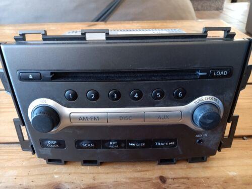 11 12 13 14 2011-2014 a2 Nissan Murano Radio 6 CD Changer Player OEM pn-3351h