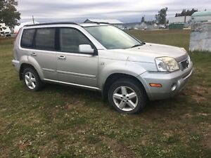 Parting Out 2005 Nissan X-Trail 4x4