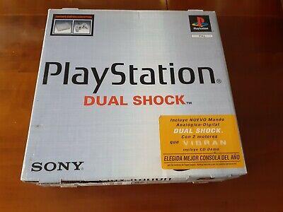 Consola Sony Playstation Pal SCPH-7002 C Ps1 Psx Nueva y Precintada