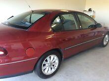 2000 Holden Commodore Sedan Raworth Maitland Area Preview