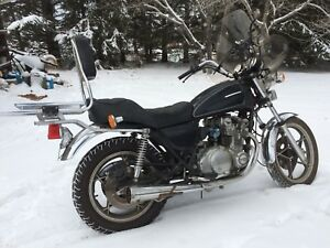 1950 GS550E Suzuki fixer upper or parts