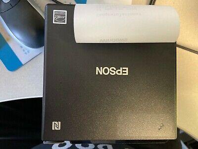 Epson TM-m30 Thermal Receipt Printer - Black