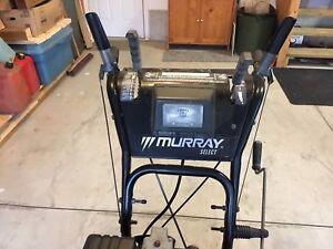 Murray 10 hp snowblowers 8 hp