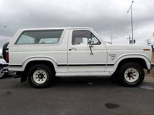 1985 Ford Bronco Wagon Traralgon Latrobe Valley Preview