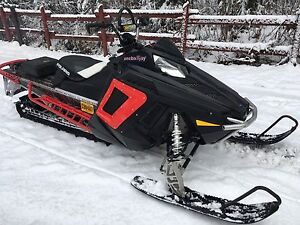 '14 pro rmk 800 awesome sled! Prince George British Columbia image 2