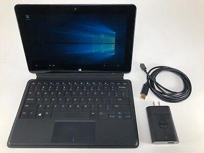 Dell Venue 11 Pro 10 8    Intel Core I3 1 5Ghz   4Gb   128Gb   Win 10   Keyboard