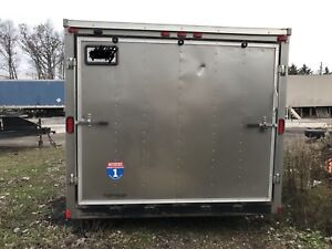 Interstate 1 8x20 enclosed trailer for sale